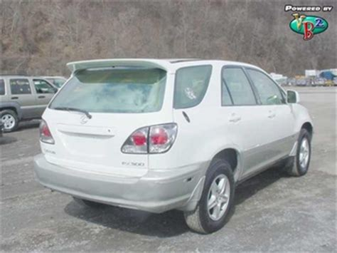 2003 lexus rx300 for sale for sale