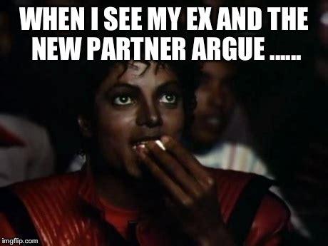 Michael Jackson Eating Popcorn Meme - michael jackson popcorn meme imgflip