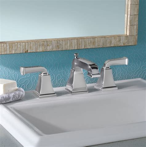 American Standard Town Square Faucet American Standard 2555 821 002 Town Square Widespread
