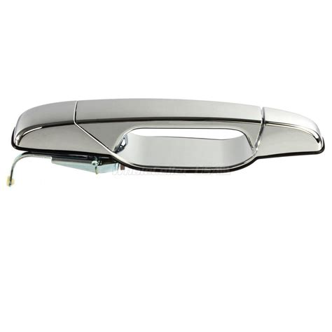 2008 suburban right rear door handle chrome outside rear left driver side door handle for 2007