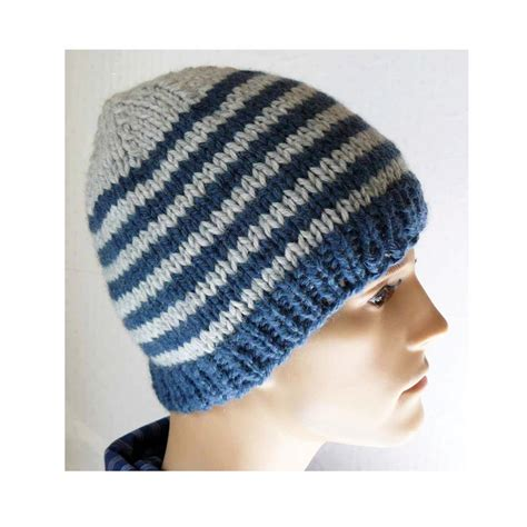 mens knit caps knitted wool blend hat mens knit chunky hats knit straped