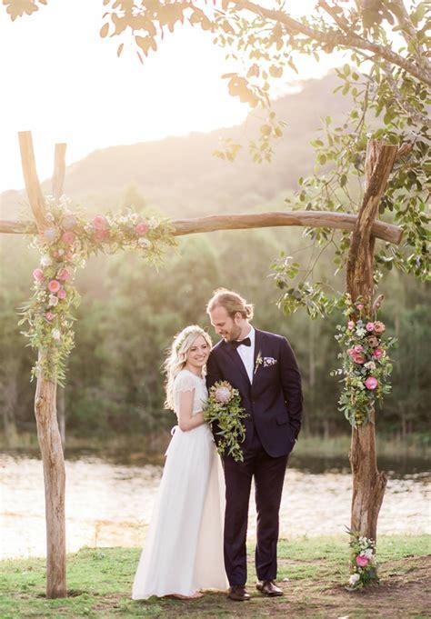 30 best floral wedding altars arches decorating ideas stylish wedd