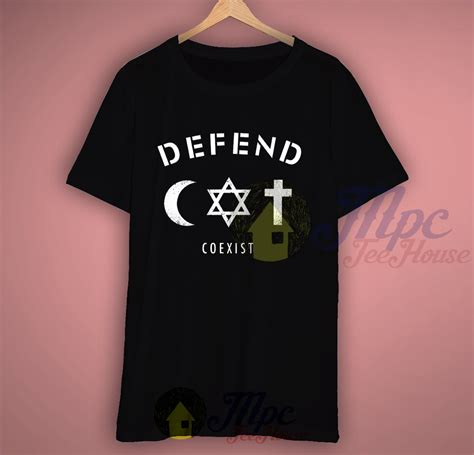 Hoodie Defend Coexist Hitamsweater defend coexist t shirt for and mpcteehouse