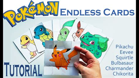endless cards template hattifant evolution endless cards papertoy