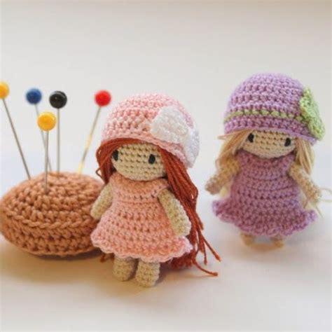 free crochet pattern cute dolls 261 best crochet dolls free pattern images on pinterest