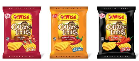 Wise Cottage Fries by Wise Potato Chips