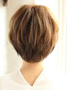 haircuts 50 back of short haircuts for women over 50 back view bing images