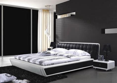 10 fierce black bedroom interior design ideas https