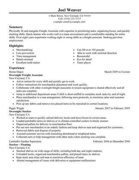 Sle Resume For Part Time sle of resume for part time by student 28 images part