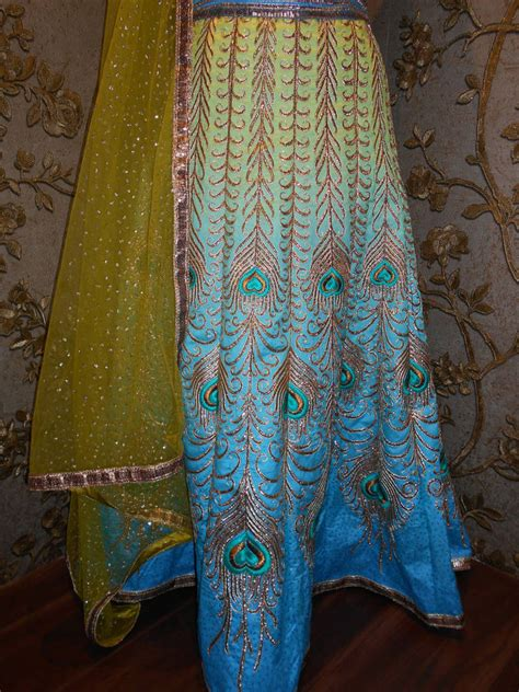 embroidery unstitched design buy yellow embroidered net unstitched lehenga online