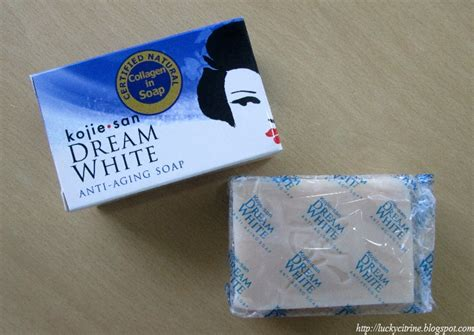 Kojiesan Anti Aging White lucky citrine kojie san white anti aging soap