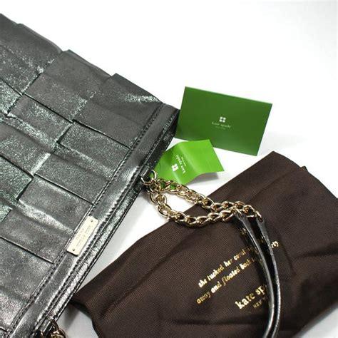 Plisse Wristlet by Kate Spade Metallic Grey Priti Plisse Tote Shoulder Bag
