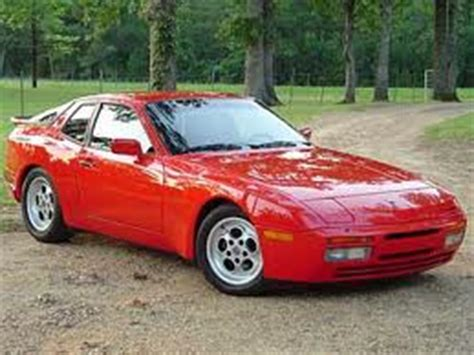 Porsche 944 Performance Figures porsche 944 turbo 1984 performance figures specs and
