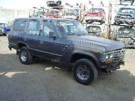 89 Toyota Aftermarket Parts 89 Toyota Land Cruiser Used Parts Rancho Toyota Truck Parts