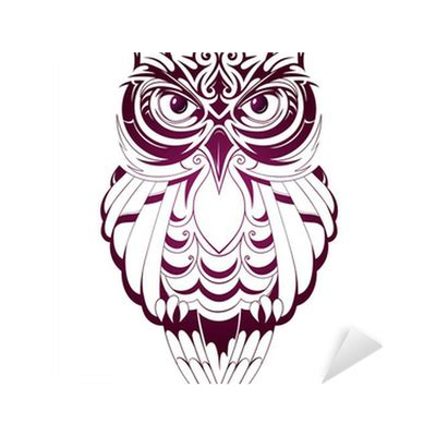 owl tattoo png owl tattoo sticker pixers 174 we live to change