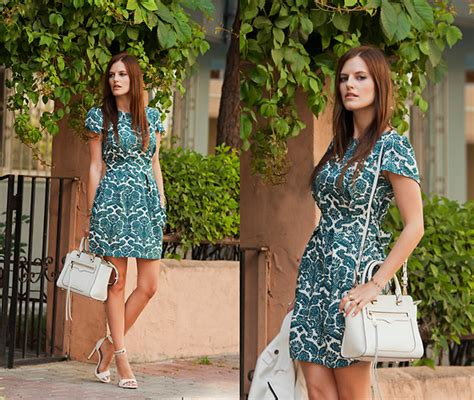 Hq 11686 Belted Casual Dress Green Blue cool dresses and ideas ideas hq