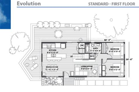 home design evolution homes releases plans for their two story prefab home