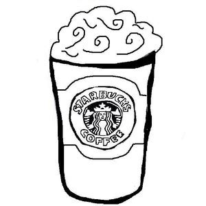 Wall Stickers For Home Decoration by Starbucks Clipart Black And White Pencil And In Color