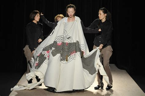 japanese designer designers still show collections after japan fashion week