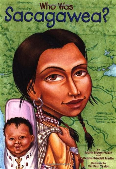 a picture book of sacagawea sacagawea facts