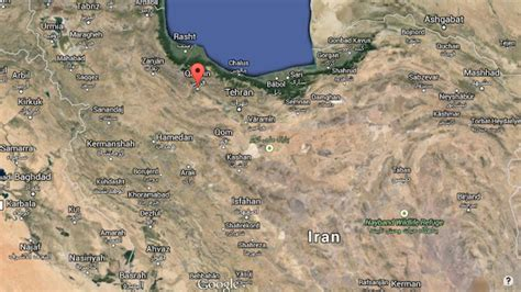 qazvin iran map many casualties expected in qazvin city explosion