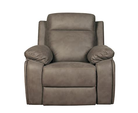 Fabric Reclining Chairs by Moffat Grey Fabric Recliner Chair