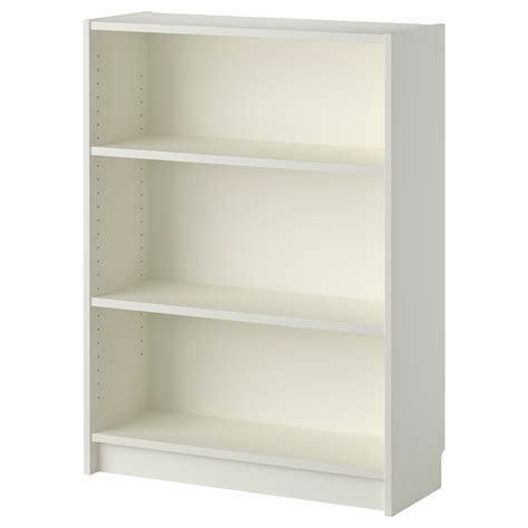Billy Bookcase White 80x28x106 Cm Ikea Ikea Bookcase White