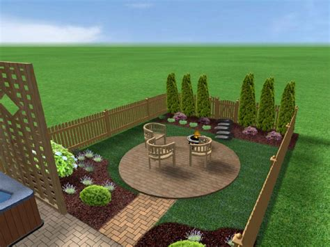 Landscaper Nj New Jersey Digital Landscaping Design Backyard