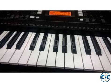 Keyboard Yamaha E343 Yamaha Keyboard Psr E343 Clickbd
