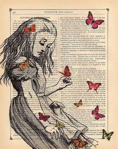 alice in wonderland book pages wesharepics alice book print alice in wonderland alice playing with