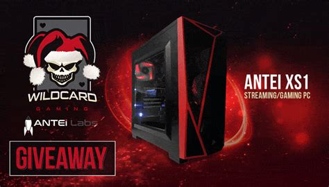 Gaming Pc Giveaway August 2017 - antei labs antei xs1 gaming pc giveaway worldwide ends dec 31st golden goose