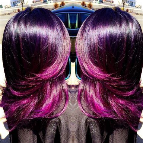 purple burgundy hair color dsk steph diy hair color burgundy plum of burgundy with