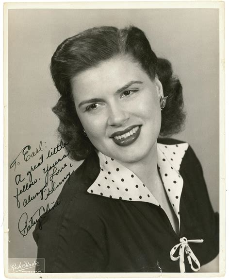 patsy cline was beautiful