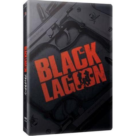 hanatsukihime vol 02 series 1 black lagoon season 1 vol 1 limited edition