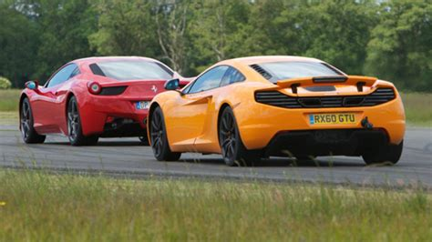mclaren mp4 12c top gear mclaren mp4 12c vs 458 part 2 2 series 17