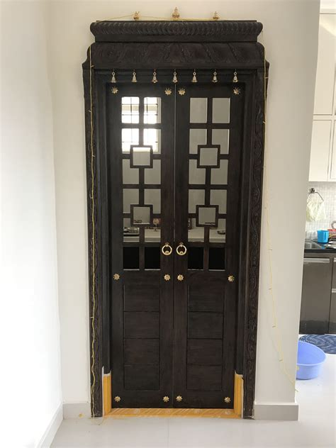 god room door pooja room door design room door design
