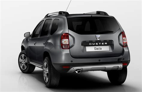 duster dacia dacia duster suv 2014 receives mild restyling