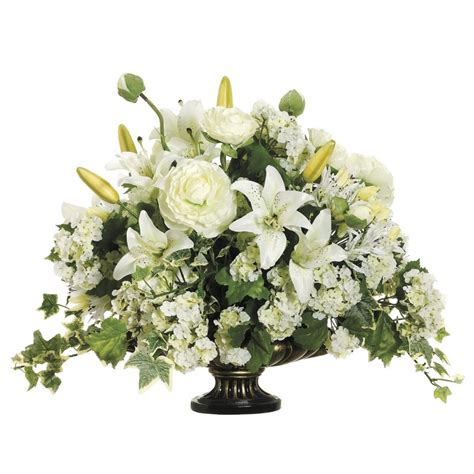 artificial floral arrangements not your grandma s artificial plants