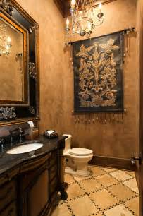 Mediterranean Bathroom Design by Venetian Plaster Mediterranean Bathroom Other Metro
