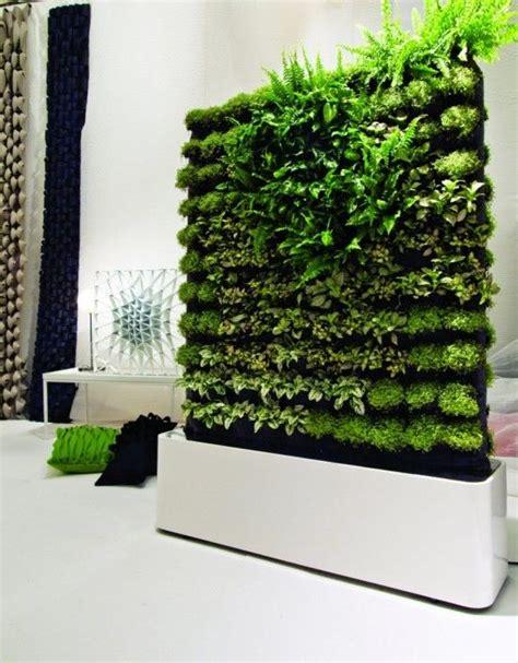 Interior Living Wall Plants Beautiful Green Wall Design Modern Homes
