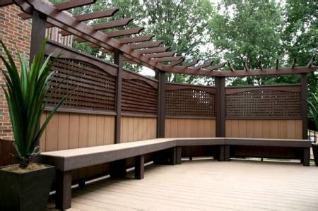 deck privacy screen how to find an ideal one for extra deck privacy screen 4 decorifusta