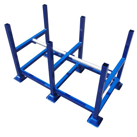 Carrying Rack by Cable Storage Rack L Packing Tables By Spaceguard