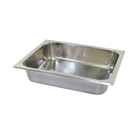 Prasmanan Stainless Tutup Kaca jual supra stainless food pan bursa dapur loyang prasmanan harga kualitas terjamin