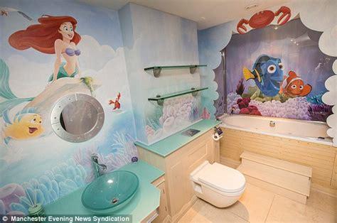 The Little Mermaid Bathroom » Home Design 2017