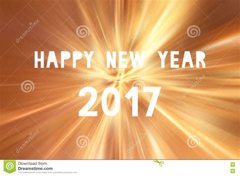 new year orange picture happy new year 2017 on orange lights stock photo image