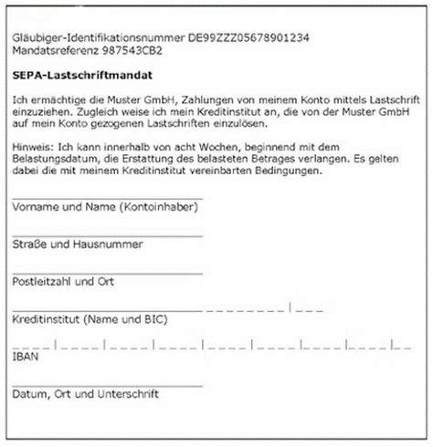 Word Vorlage Sepa überweisung Deutsche Bundesbank Sepa Die Sepa Lastschrift Sepa Direct Debit