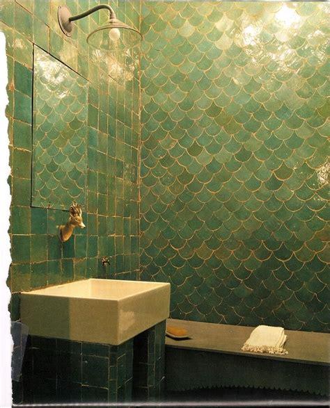 fish bathroom ideas 1000 ideas about mermaid tile on pinterest tiling