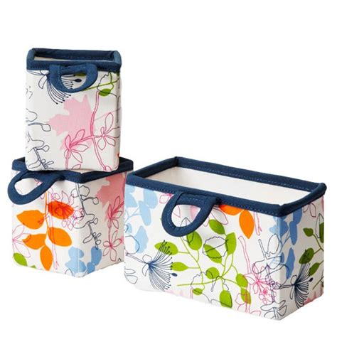 Ikea Uk Bathroom Accessories Notudden Hanging Storage Boxes From Ikea Colourful Bathroom Accessories Housetohome Co Uk