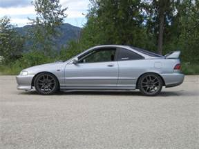 1995 acura integra se mpg