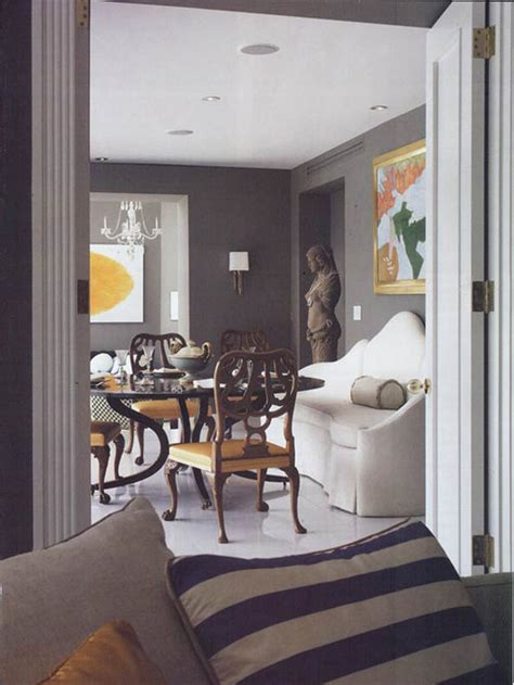Dining Room Colors With Brown Furniture My New Favourite Grey Killam The True